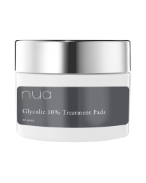 Nua Glycolic 10% Treatment Pads